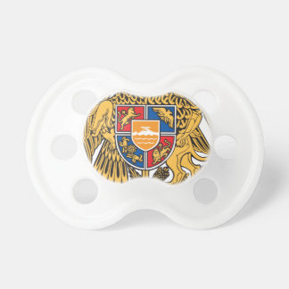 Coat_of_arms_of_Armenia Baby Pacifier