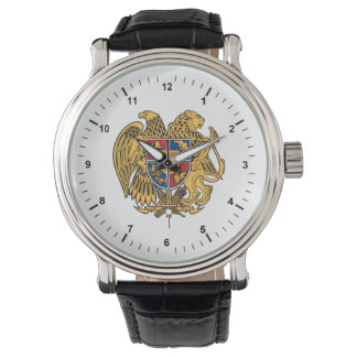 Coat of arms of Armenia Watch