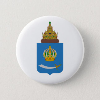Coat of arms of Astrakhan oblast 2 Inch Round Button