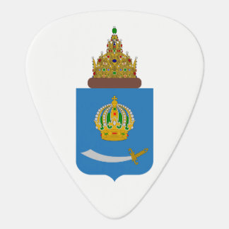 Coat of arms of Astrakhan oblast Guitar Pick