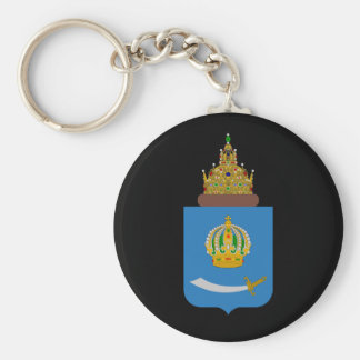 Coat of arms of Astrakhan oblast Keychain