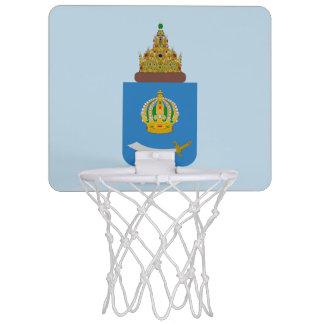 Coat of arms of Astrakhan oblast Mini Basketball Hoop