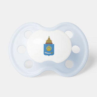Coat of arms of Astrakhan oblast Pacifier