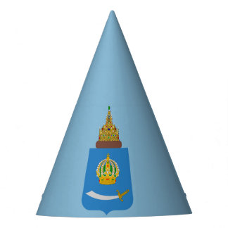 Coat of arms of Astrakhan oblast Party Hat