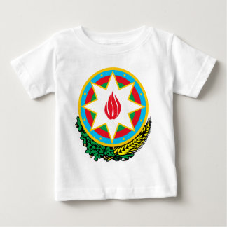 Coat of Arms of Azerbaijan - Азәрбајҹан герби Baby T-Shirt