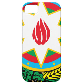 Coat of Arms of Azerbaijan - Азәрбајҹан герби iPhone 5 Covers
