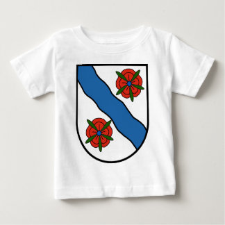 Coat_of_arms_of_Baden-Württemberg_(lesser) (2) Baby T-Shirt
