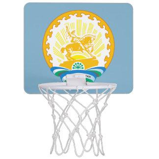 Coat of arms of Bashkortostan Mini Basketball Hoop