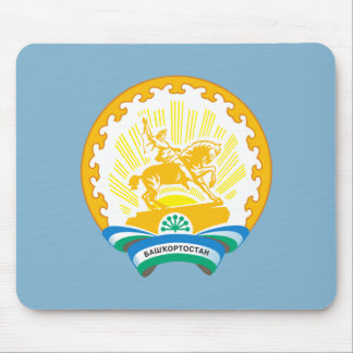 Coat of arms of Bashkortostan Mouse Pad