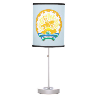 Coat of arms of Bashkortostan Table Lamp