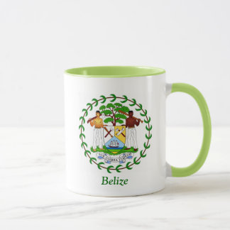 Coat of arms of Belize Mug