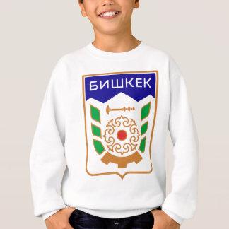 Coat_of_arms_of_Bishkek_1991-1994 Sweatshirt