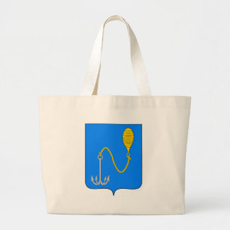 Coat_of_Arms_of_Buy_(Kostroma_oblast) Large Tote Bag