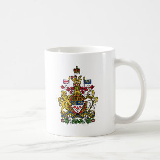 Coat of Arms of Canada Coffee Mug
