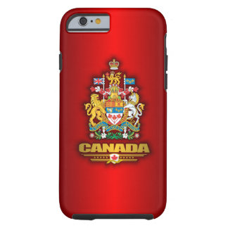 Coat of Arms of Canada Tough iPhone 6 Case