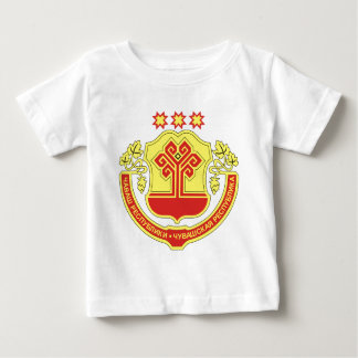 Coat_of_Arms_of_Chuvashia Baby T-Shirt