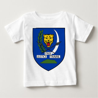 Coat_of_arms_of_Congo-Kinshasa_(1963-1971). Baby T-Shirt