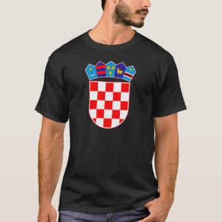Coat of arms of Croatia, Croatian Emblem, Hrvatska T-Shirt