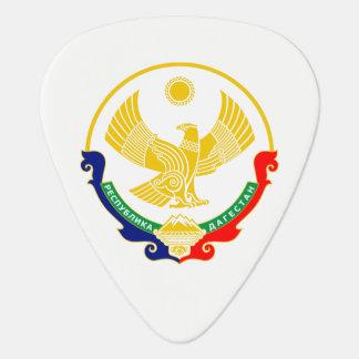Coat of arms of Dagestan Guitar Pick