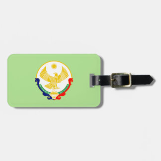 Coat of arms of Dagestan Luggage Tag