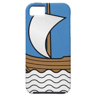Coat_of_Arms_of_Dzisna,_Belarus iPhone 5 Case