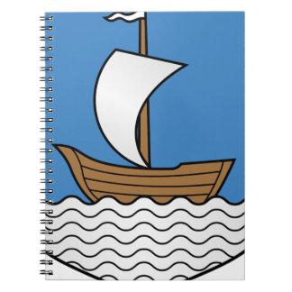Coat_of_Arms_of_Dzisna,_Belarus Notebooks