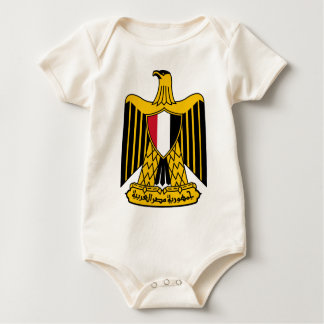 Coat_of_arms_of_Egypt Baby Bodysuit