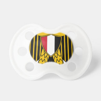 Coat_of_arms_of_Egypt Baby Pacifier