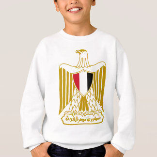 Coat_of_arms_of_Egypt_(Official) Sweatshirt