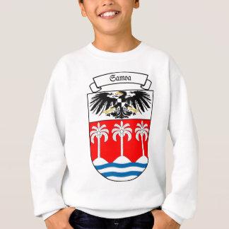 Coat_of_arms_of_German_Samoa Sweatshirt