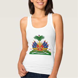 Coat of arms of Haiti Tank Top