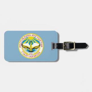 Coat of arms of Ingushetia Luggage Tag