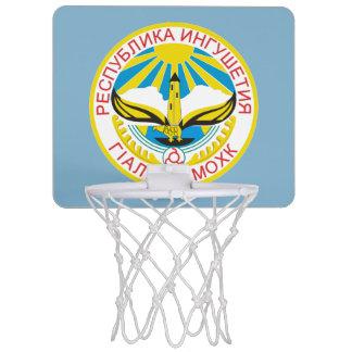 Coat of arms of Ingushetia Mini Basketball Hoop