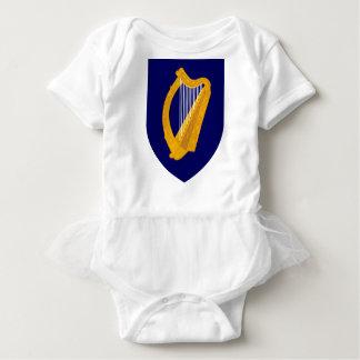 Coat of arms of Ireland - Irish Emblem Baby Bodysuit