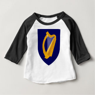 Coat of arms of Ireland - Irish Emblem Baby T-Shirt