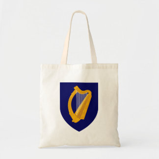 Coat of arms of Ireland - Irish Emblem Tote Bag