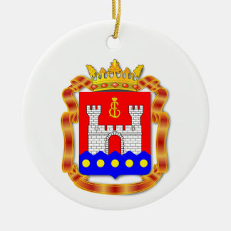 Coat of arms of Kaliningrad oblast Ceramic Ornament