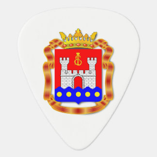 Coat of arms of Kaliningrad oblast Guitar Pick