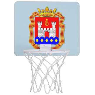 Coat of arms of Kaliningrad oblast Mini Basketball Hoop
