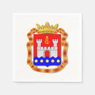 Coat of arms of Kaliningrad oblast Napkin