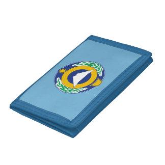 Coat of arms of Karachay-Cherkessia Tri-fold Wallet