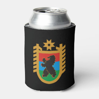 Coat of arms of Karelia Can Cooler