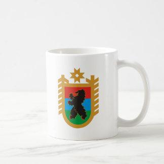 Coat of arms of Karelia Coffee Mug