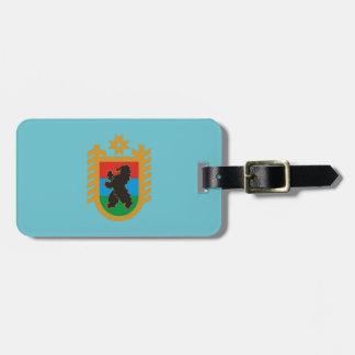 Coat of arms of Karelia Luggage Tag