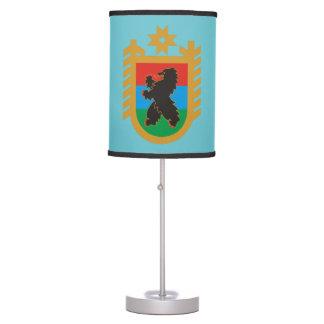 Coat of arms of Karelia Table Lamp