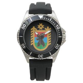 Coat of arms of Karelia Watch