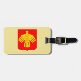 Coat of arms of Komi Luggage Tag