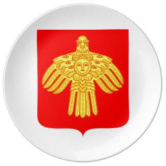 Coat of arms of Komi Plate