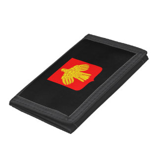 Coat of arms of Komi Trifold Wallets