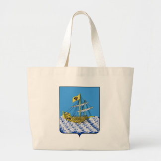 Coat_of_Arms_of_Kostroma Large Tote Bag